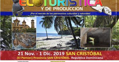 Hacia la 23 Feria Ecoturística y de Producción en San Cristóbal
